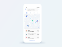 Traveling App for iPhoneX