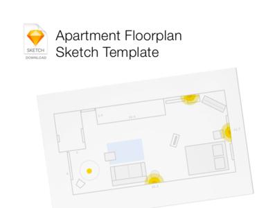 Floorplan sketch template download