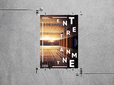 poster concept branding poster