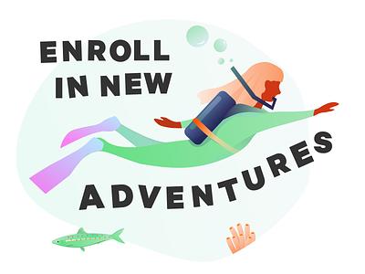 Groupon Student Program student branding illustration ecommerce