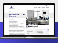 Website Meubles du Québec