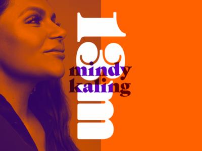 Mindy Kaling / Netflix 13m netflix photoshop kaling mindy typography design aapi