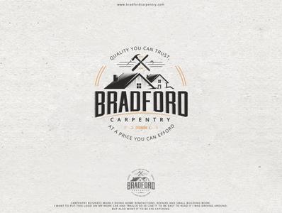 Bradford Carpentry logo