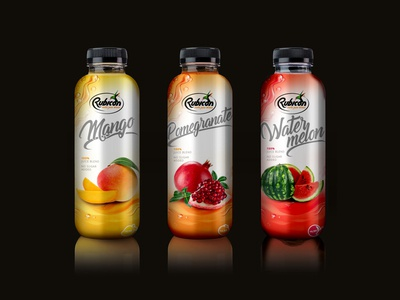 Rubicon Mockup lable design