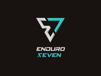Enduro Seven logo concept