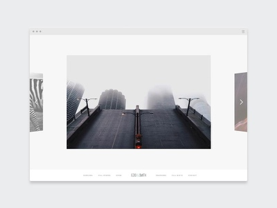 EZIO | Photography designer agency creative webdesign visual artist theme wordpress showcase portfolio photography