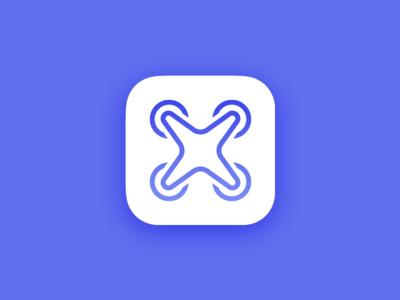 Drone Places iOS icon
