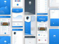 AIICO Pension PLUS app: Screens