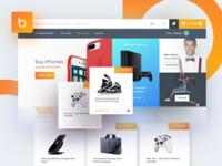 Experimental 👟👚 06/40: E-Commerce Store