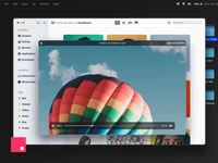 InVision Studio - Quick Look / Mac OS concept