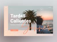 Tardes Calientes - Summer
