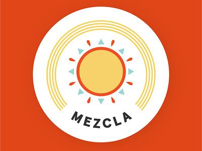Employee Group - Mezcla hispanic latino mezcla flat illustration logo