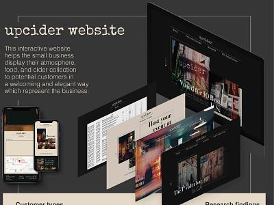 Website Redesign website concept javascript html css ui ux classic interactive website