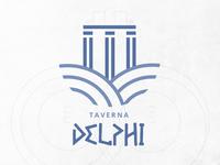 Taverna Delphi Logo