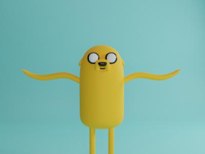 Jake, Adventure Time