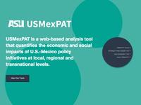 USMexPAT Landing Page