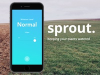 Sprout - Keeping Your Plants Watered