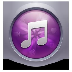 iTunes 10 Replacement Icon Rebound 512px apple itunes icon mac