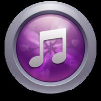 iTunes 10 Replacement Icon Rebound