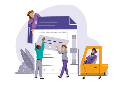 form design logo icono ux gente negocios grafico arte pintar vector diseño diseños de personajes animación ilustración