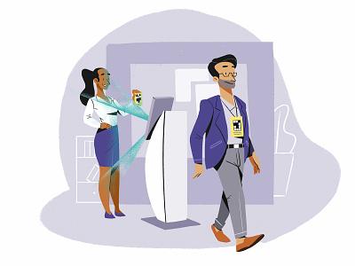 Identification web desing ui infografia logo libro de tapa gente negocios grafico icono ux pintar arte vector diseño diseños de personajes animación ilustración