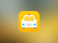 TaxiMe App Icon