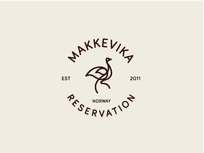 Reservation lines reserve logo print stamp