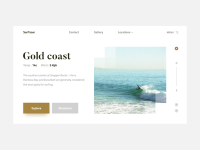 Gold coast WIP 🌊 layout gold coast surf