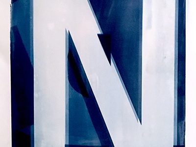 N is for Numb