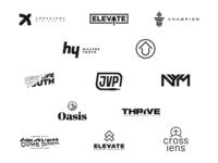 Logos church logo ministry church icons icon typography branding illustrator vector logopholio logo design logos logo