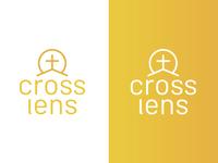 CrossLens 2 icons logos digital art design logo branding vector art illustrator vector illustration