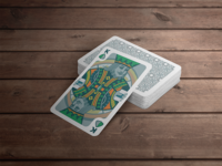 Lord Grey Inspired Playing Card