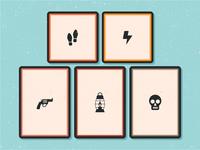 Pioneering! Card Backs