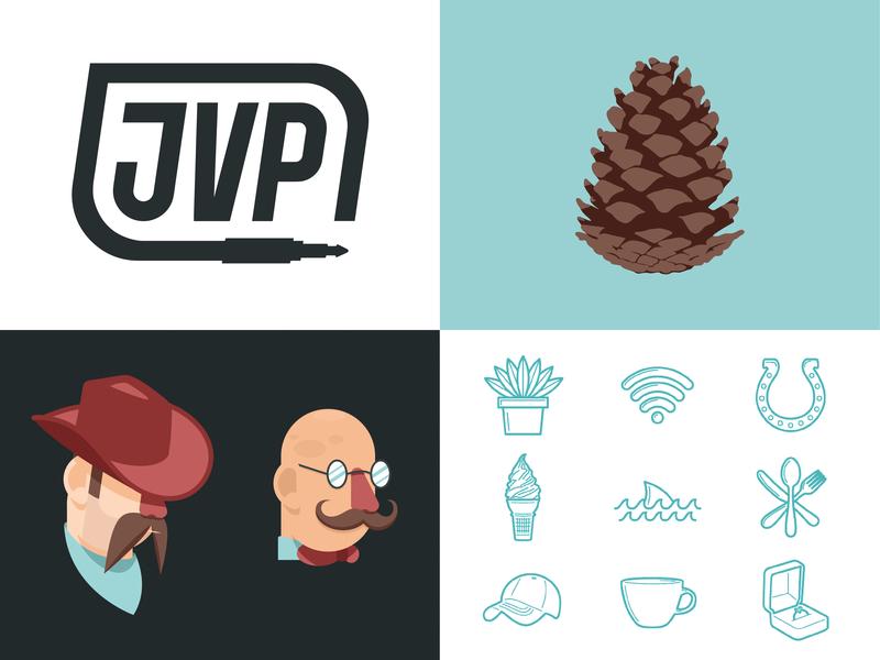 My Top 4! concept art character design character art character icons logos branding logo graphic art digital art design vector art illustrator vector illustration