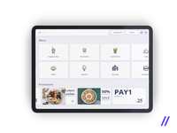 Point of Sale Tablet App