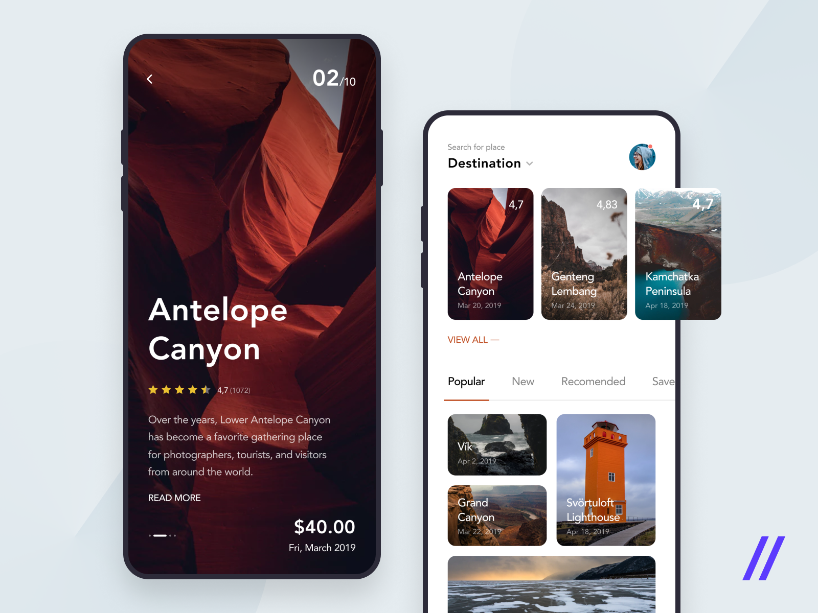 Awesome travel app 2