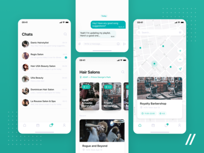 Appointments Scheduling App Design