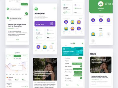 Healthcare Dashboard App