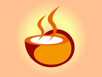 智慧餐饮logo
