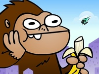 Giant Monkey