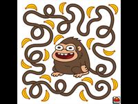 Wild Monkey Tail