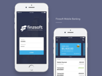 Mobile Banking Redesign (WIP)