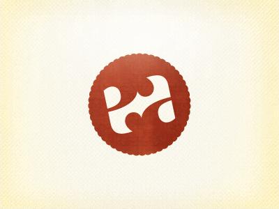 EA mark logo enon avital ambigram