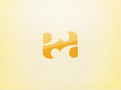 ea enon avital logo mark ambigram
