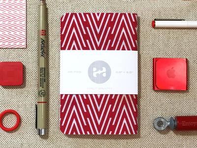 Flatiron flatiron notebook hebrewtypebooks hebrew handmade edc