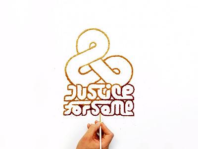 LiberTee aclu justice america liberty cotton bureau infinity ampersand