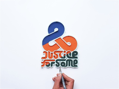 Justice Papercut aclu justice america liberty cotton bureau infinity ampersand