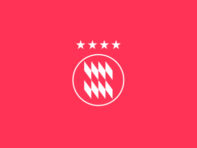 FC Bayern Logo Redesign