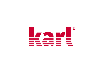 Karl again. illustration branding vector logo design minimal