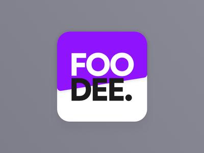 Foodee app icon v1 ios icon app